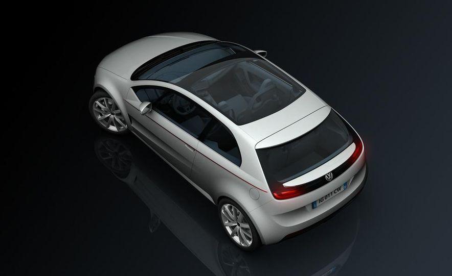 Italdesign Giugiaro / Volkswagen Tex concept - Slide 27