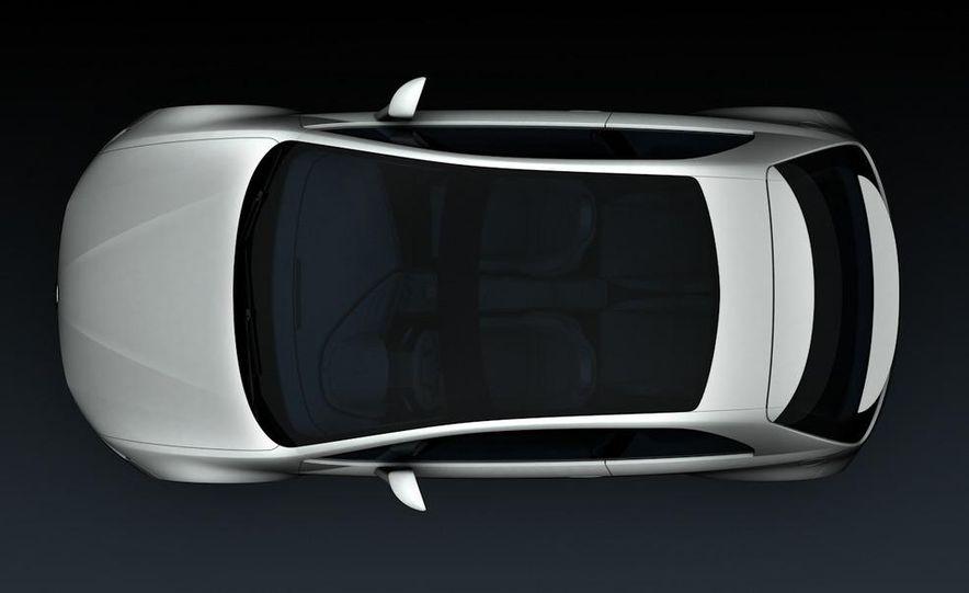 Italdesign Giugiaro / Volkswagen Tex concept - Slide 28