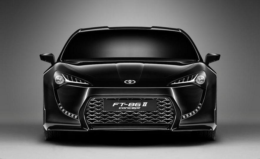 Toyota FT-86 II concept - Slide 17