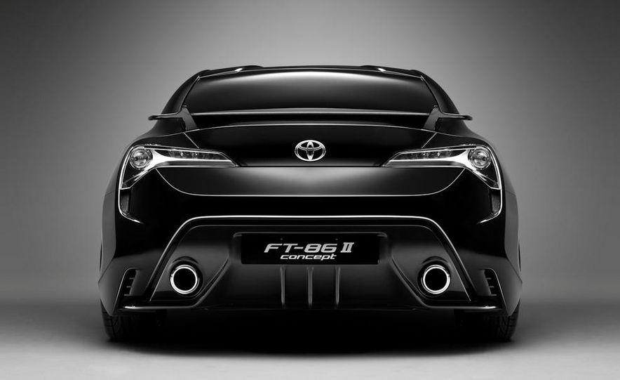 Toyota FT-86 II concept - Slide 18
