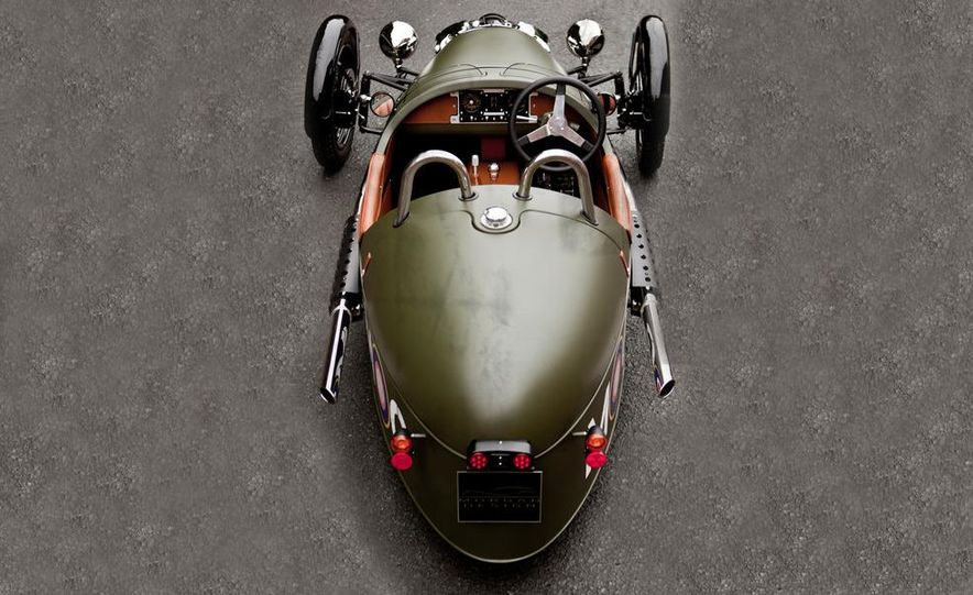 Morgan 3-Wheeler - Slide 17