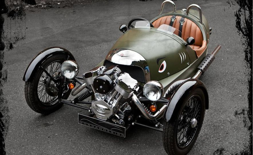 Morgan 3-Wheeler - Slide 19