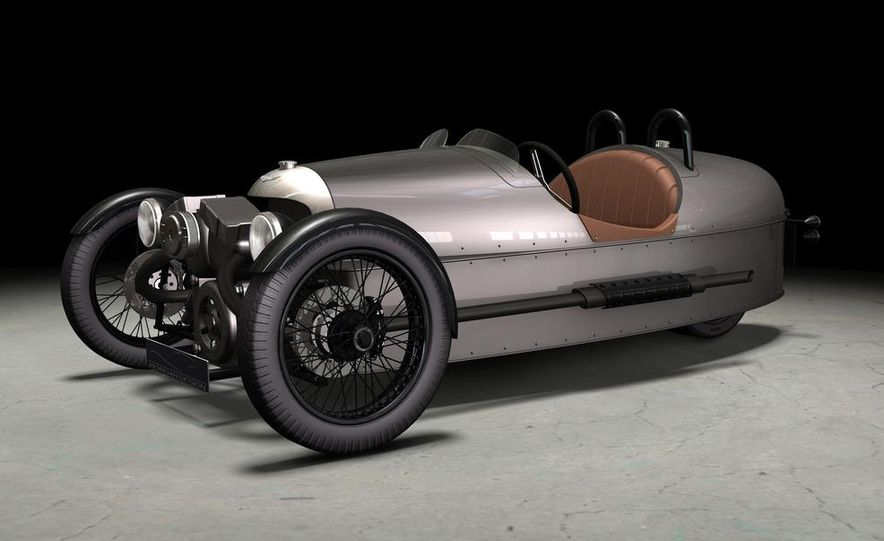 Morgan 3-Wheeler - Slide 22