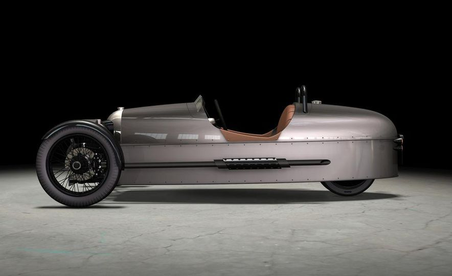 Morgan 3-Wheeler - Slide 23