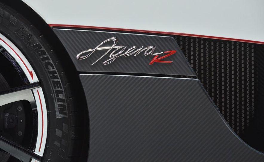 2011 Koenigsegg Agera R - Slide 15