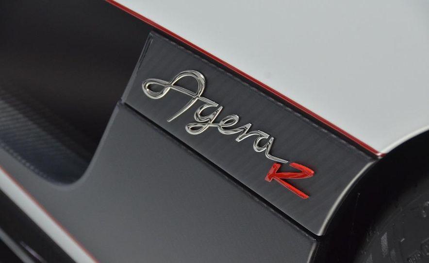 2011 Koenigsegg Agera R - Slide 21