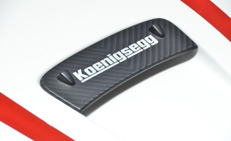 2011 Koenigsegg Agera R - Slide 29