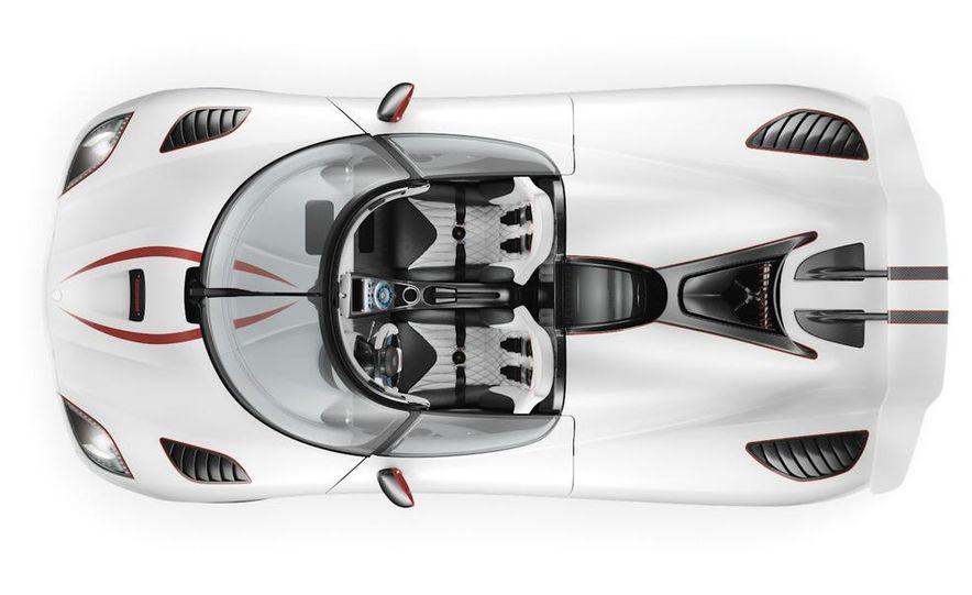 2011 Koenigsegg Agera R - Slide 39