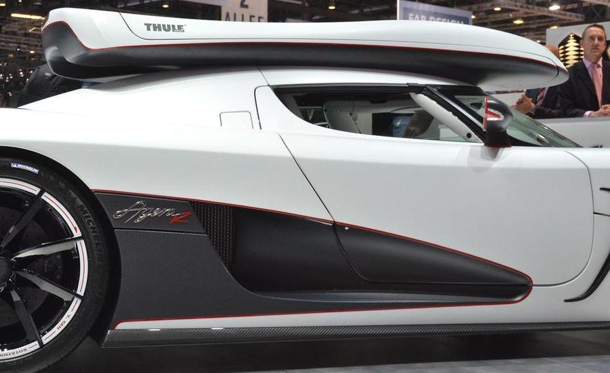2011 Koenigsegg Agera R - Slide 10
