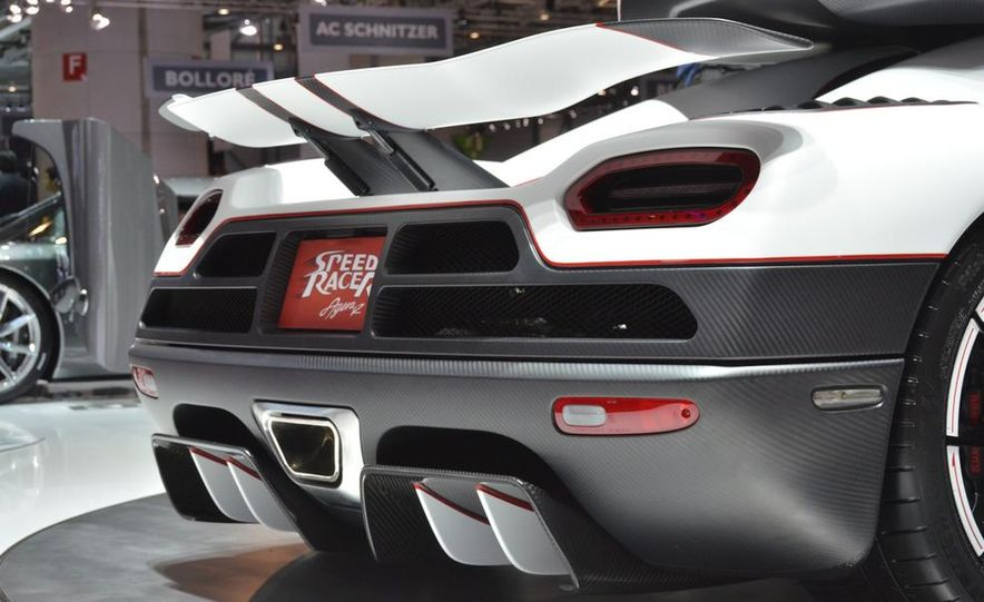 2011 Koenigsegg Agera R - Slide 11