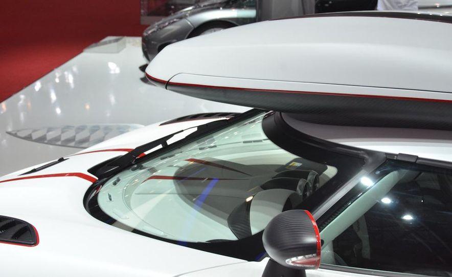 2011 Koenigsegg Agera R - Slide 27