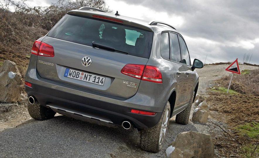 2011 Volkswagen Touareg TDI - Slide 5