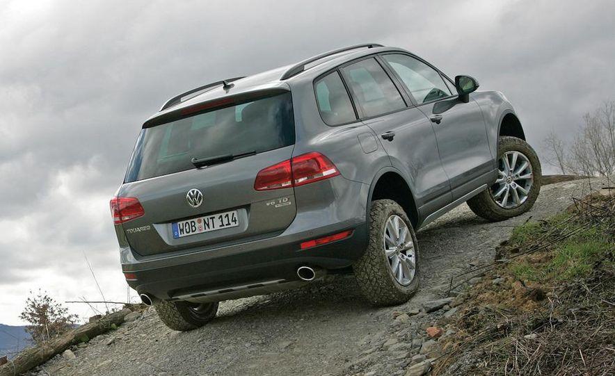 2011 Volkswagen Touareg TDI - Slide 6
