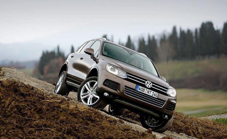 2011 Volkswagen Touareg TDI - Slide 21