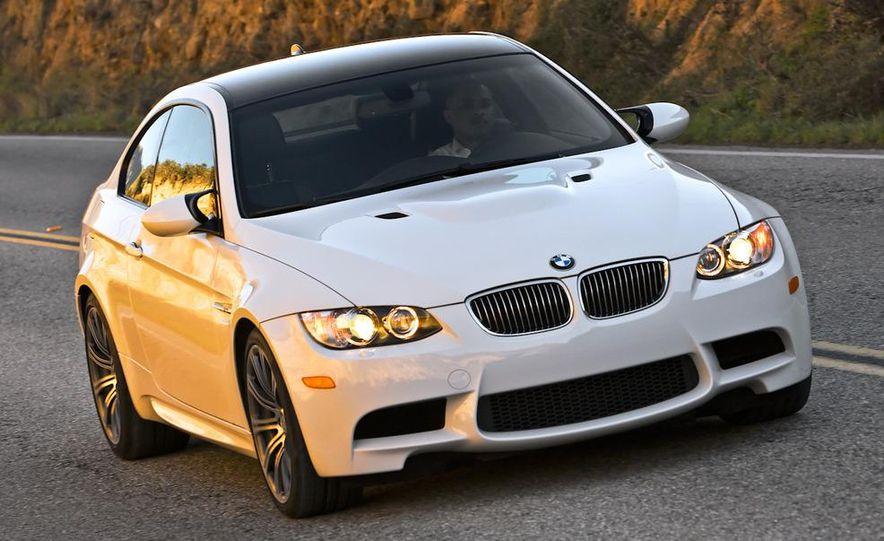 2011 BMW M3 coupe - Slide 1