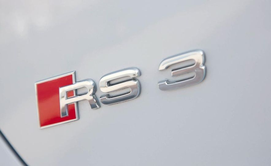 2011 Audi RS3 Sportbacks - Slide 25