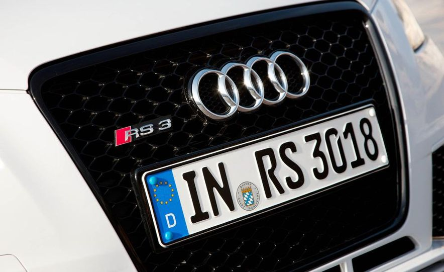 2011 Audi RS3 Sportbacks - Slide 22
