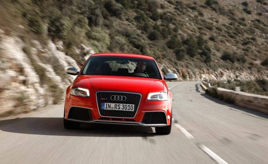 2011 Audi RS3 Sportbacks - Slide 4
