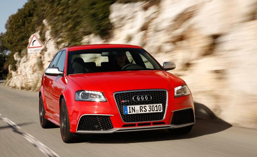 2011 Audi RS3 Sportbacks - Slide 5