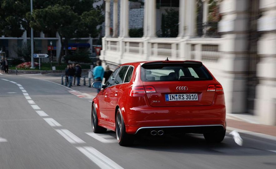 2011 Audi RS3 Sportbacks - Slide 7