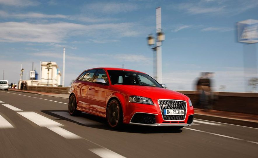 2011 Audi RS3 Sportbacks - Slide 8