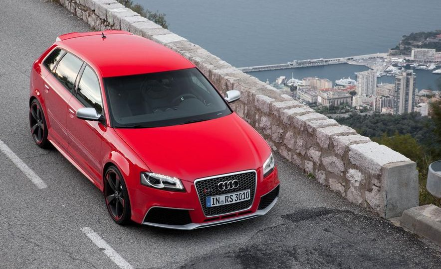 2011 Audi RS3 Sportbacks - Slide 11