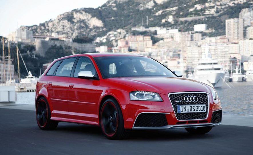 2011 Audi RS3 Sportbacks - Slide 12