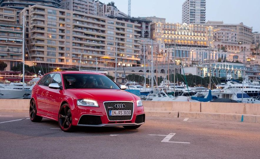 2011 Audi RS3 Sportbacks - Slide 14