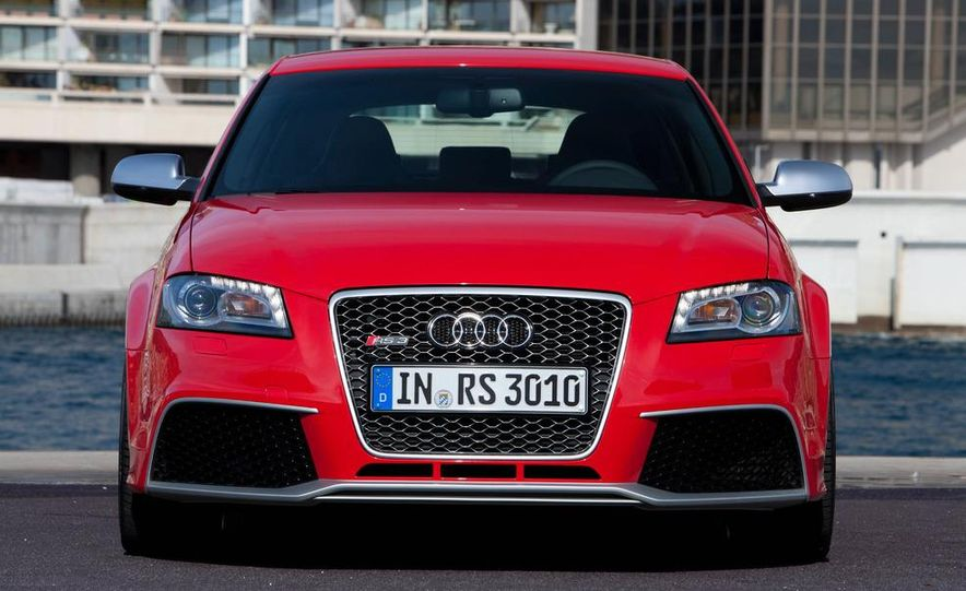 2011 Audi RS3 Sportbacks - Slide 17