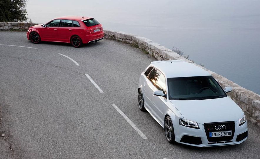 2011 Audi RS3 Sportbacks - Slide 1