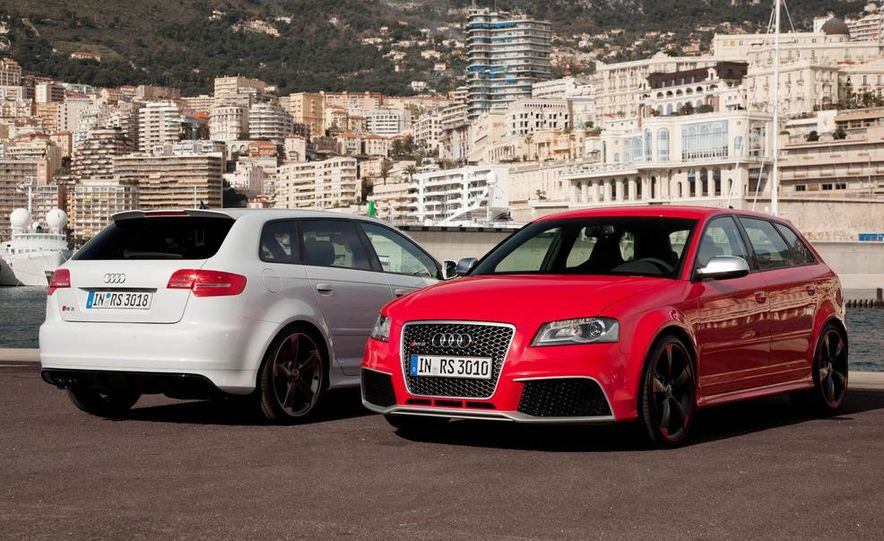 2011 Audi RS3 Sportbacks - Slide 2