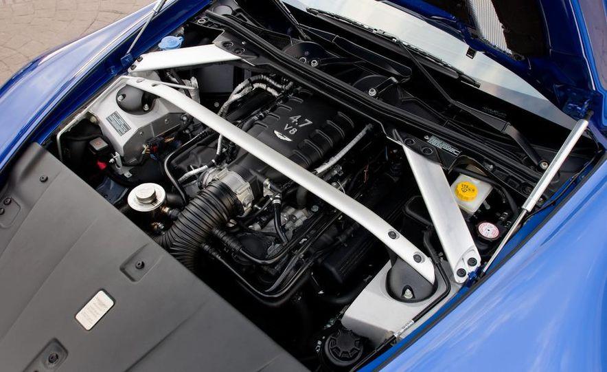 2012 Aston Martin Vantage S Volante and coupe - Slide 85