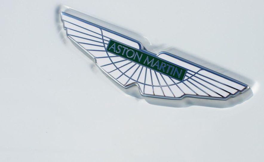 2012 Aston Martin Vantage S Volante and coupe - Slide 106