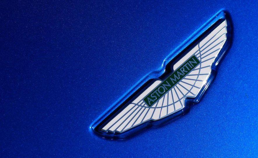 2012 Aston Martin Vantage S Volante and coupe - Slide 77