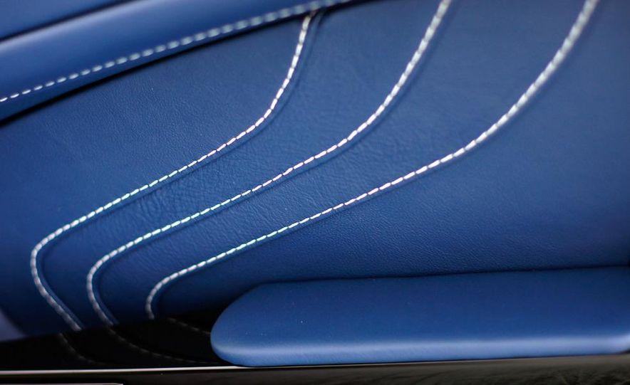 2012 Aston Martin Vantage S Volante and coupe - Slide 82