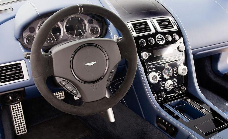2012 Aston Martin Vantage S Volante and coupe - Slide 109
