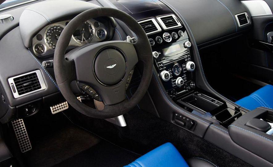 2012 Aston Martin Vantage S Volante and coupe - Slide 80