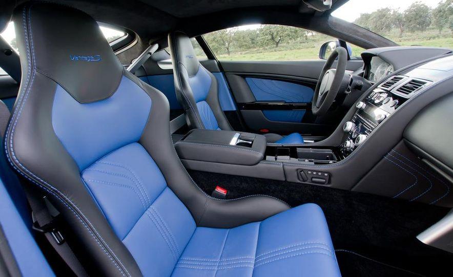2012 Aston Martin Vantage S Volante and coupe - Slide 81