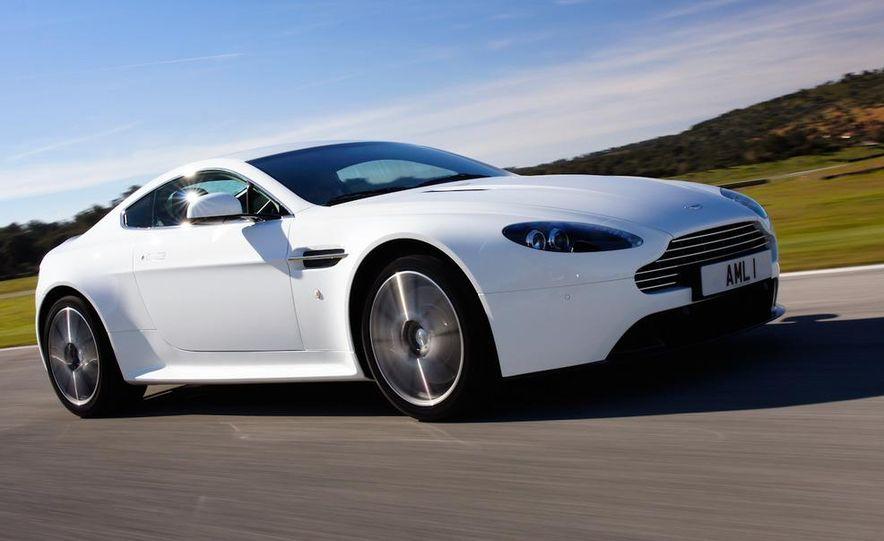 2012 Aston Martin Vantage S Volante and coupe - Slide 88