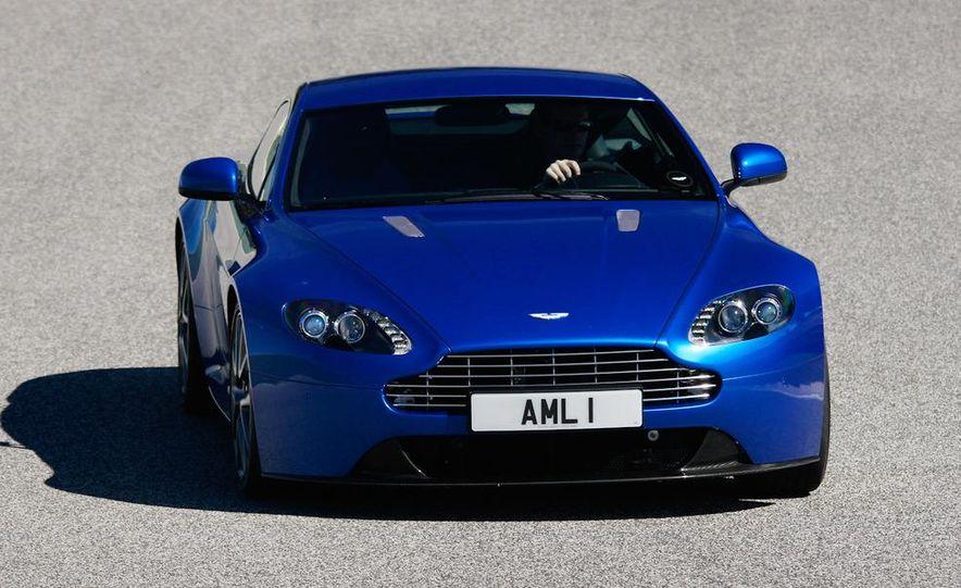 2012 Aston Martin Vantage S Volante and coupe - Slide 56