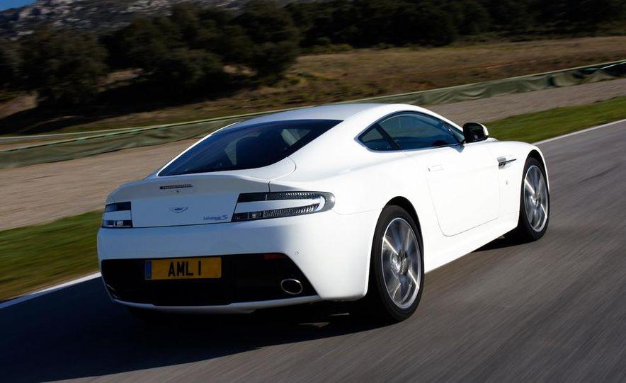 2012 Aston Martin Vantage S Volante and coupe - Slide 97