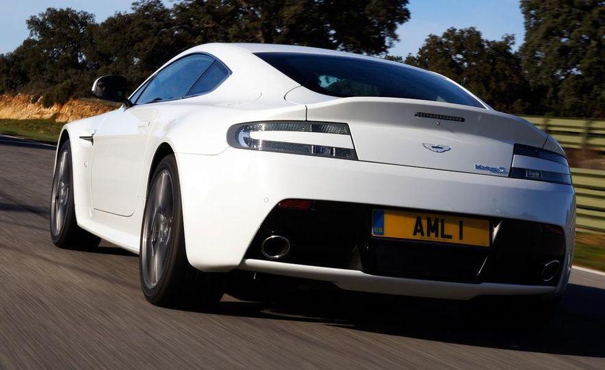 2012 Aston Martin Vantage S Volante and coupe - Slide 98