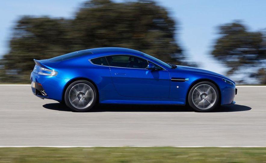2012 Aston Martin Vantage S Volante and coupe - Slide 58