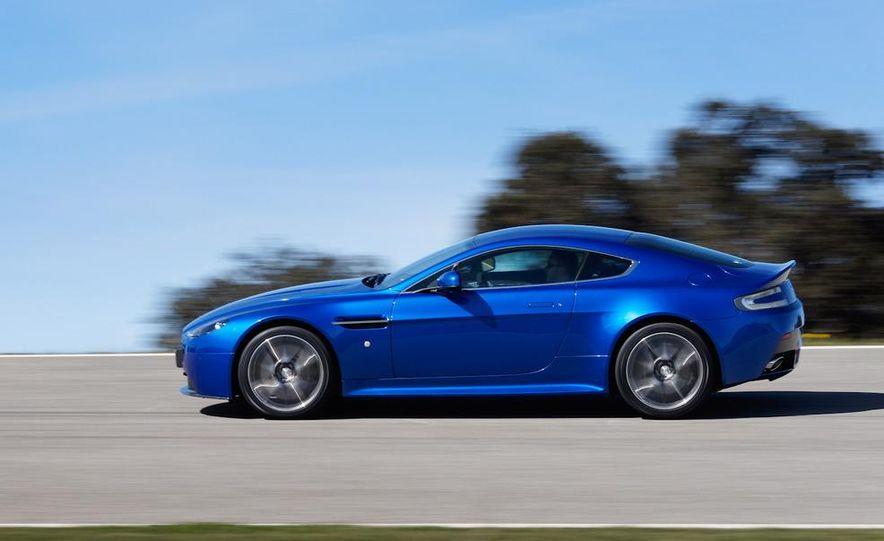 2012 Aston Martin Vantage S Volante and coupe - Slide 59