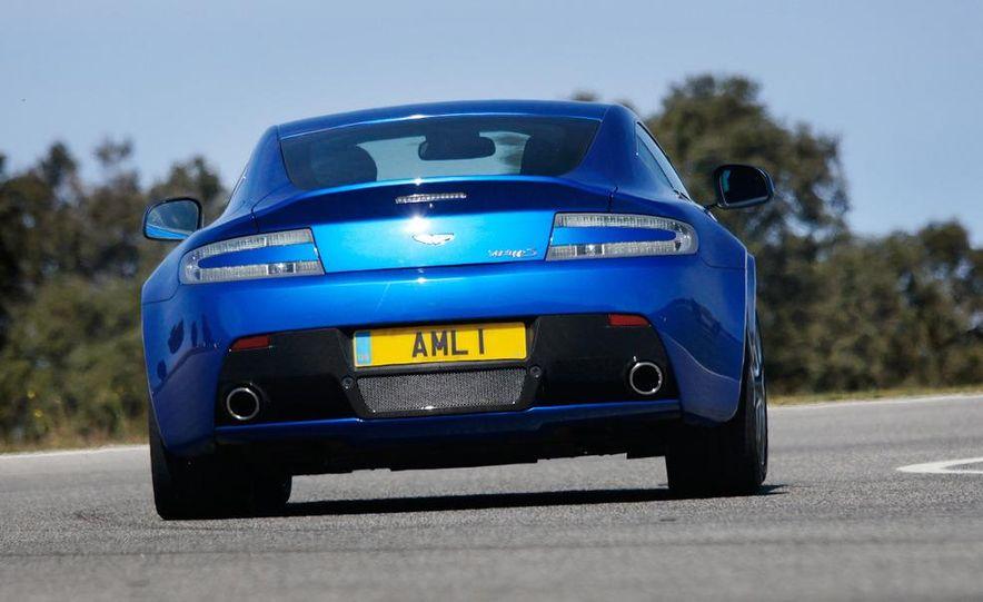 2012 Aston Martin Vantage S Volante and coupe - Slide 60