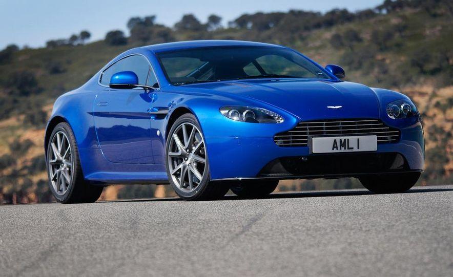 2012 Aston Martin Vantage S Volante and coupe - Slide 62