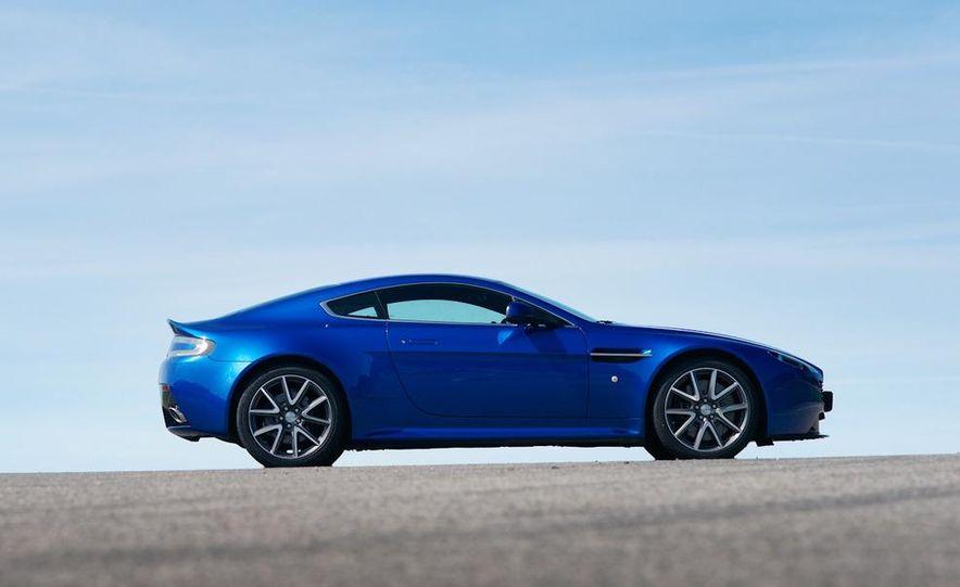 2012 Aston Martin Vantage S Volante and coupe - Slide 63
