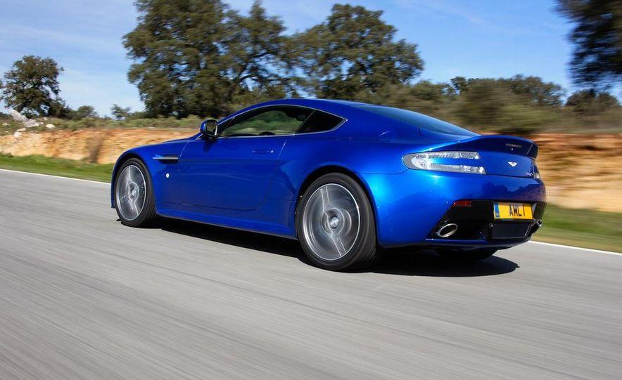 2012 Aston Martin Vantage S Volante and coupe - Slide 69