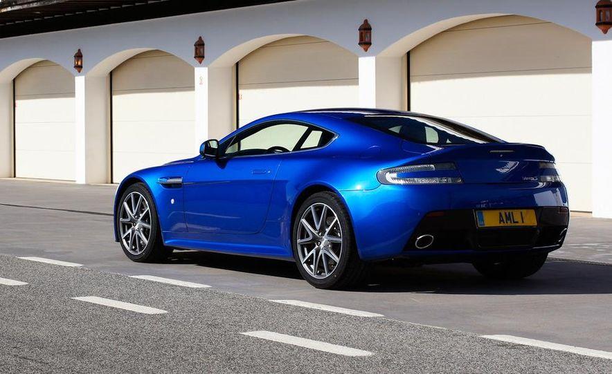 2012 Aston Martin Vantage S Volante and coupe - Slide 70