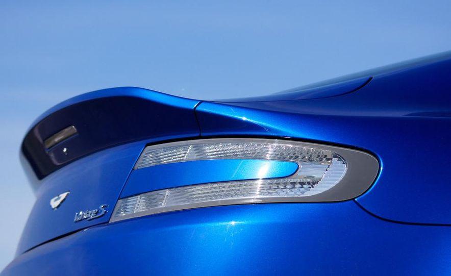 2012 Aston Martin Vantage S Volante and coupe - Slide 72